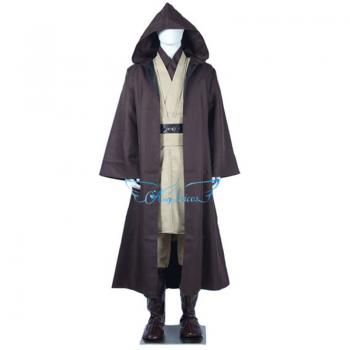 Angelaicos Men's Halloween Cosplay Party Costume Suits Cloak Shoes Cover