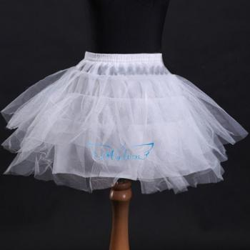 Angelaicos Women's Apron Maid Fairy Dress Costume Suits Stocking Petticoat